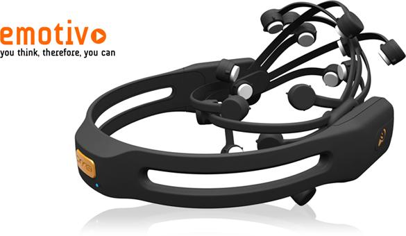 Emotiv EPOC EEG Headset Hacked - h+ Mediah+ Media
