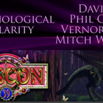 The Technological Singularity @ LOSCON 39 with David Brin, Phil Osborn, Vernor Vinge, Mitch Wagner