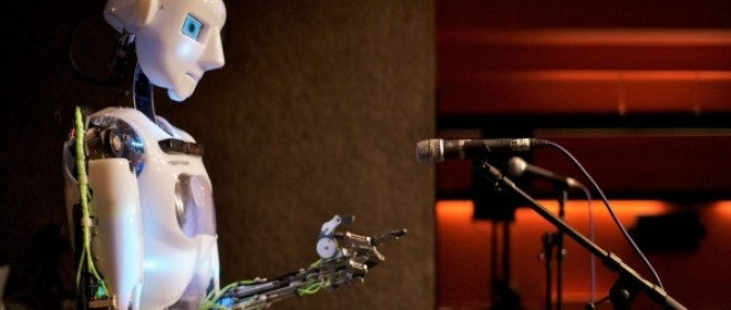 Dangerous Comedian Robot Escapes Norwegian Research Lab