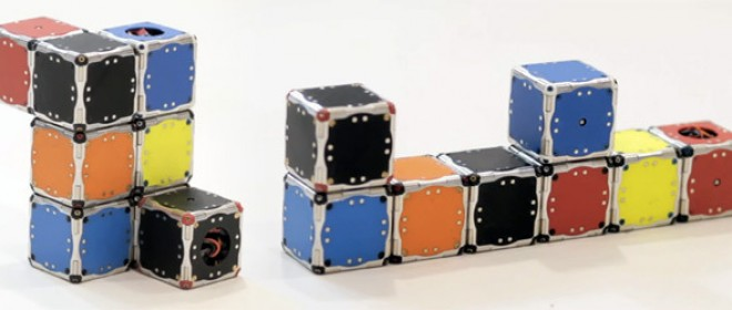 M-Blocks and Roombots – Self Assembling Microbots With Many Uses