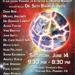 Transhuman Visions #5: Global Existential Risks & Radical Futures (June 14 Piedmont, SF Bay Area, California)