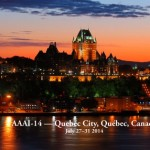 Event: THE TWENTY-EIGHTH AAAI CONFERENCE (AAAI-14) — July 27-31 Quebec, Canada
