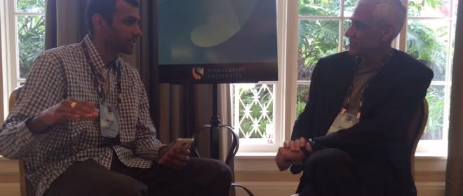 Exponential Medicine and Digital Healthcare — Nitish Kannan interviews astronaut Dr. Dan Barry, anti-aging scientist Aubrey De Grey and investor Vinod Khosla.
