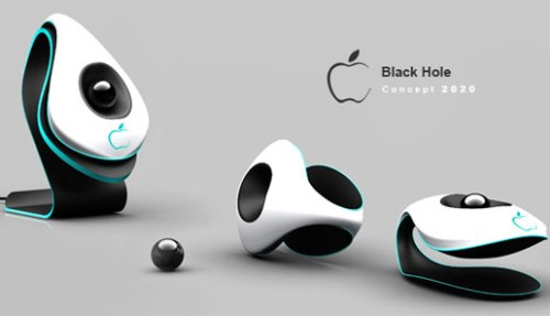 apple-black-hole-holographic-device