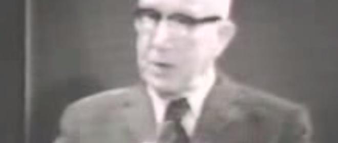 Video Friday: Buckminster Fuller 1974