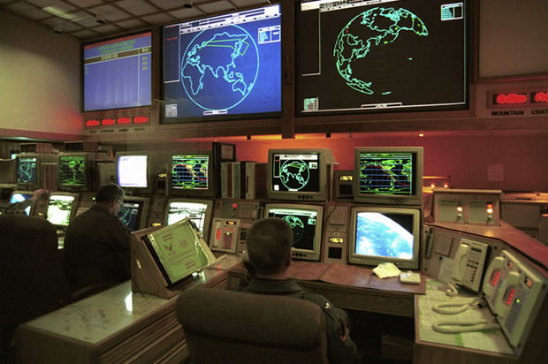 NORAD-Control-Center