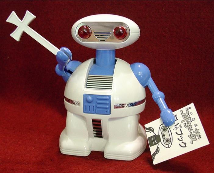 christian robot