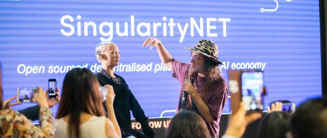 Sophia and SingularityNET: Q&A