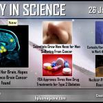 Today in Science 26 Jan, 2013 by Hashem AL-ghaili