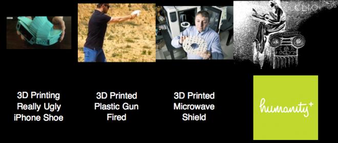 CLIO's 3D Printing Links