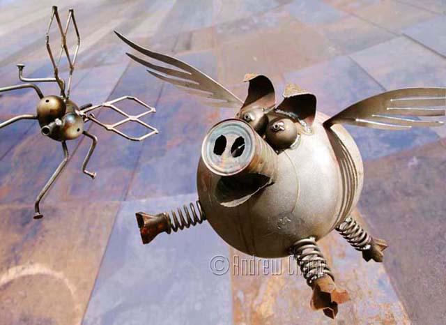 flying pigs digital video